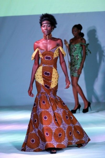 African Couture Dresses