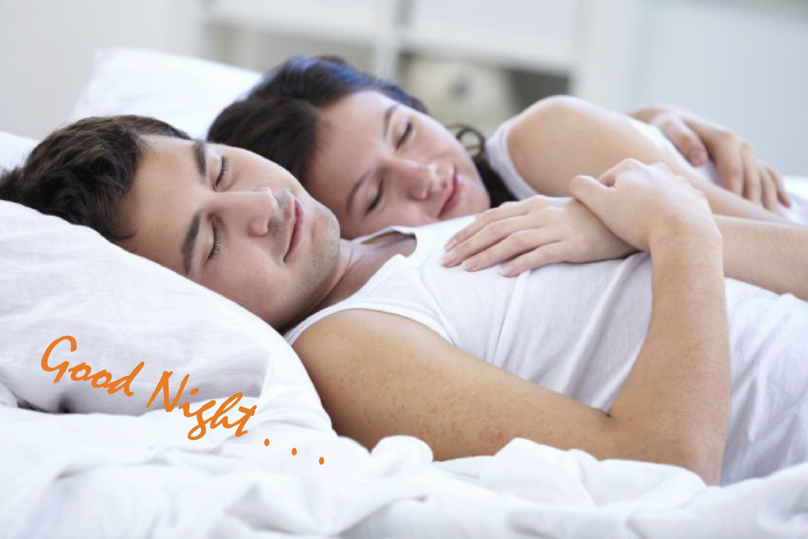 Romantic Couple Images Good Night