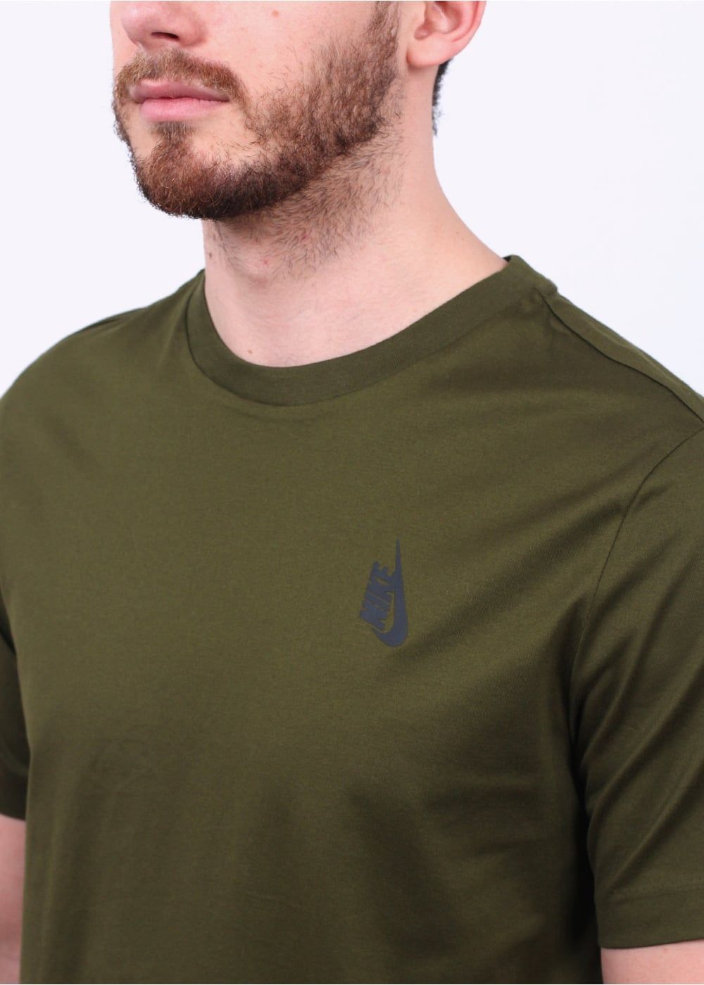 a6ac633a6 Nike Apparel Lab Essentials Tee - Legion Green   NIKE S/S16   Nike ...