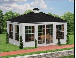 Sunroom Landscaping Ideas | Fifthroom.com