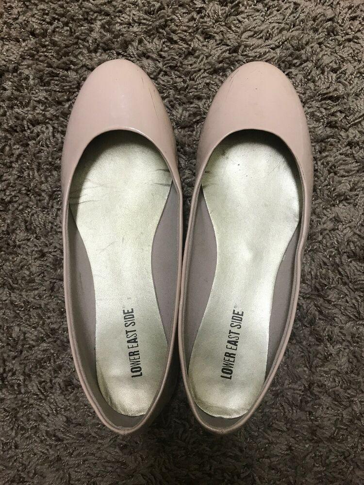 New Womens Ted Baker Black Iela Pvc Shoes Ballerina Slip On