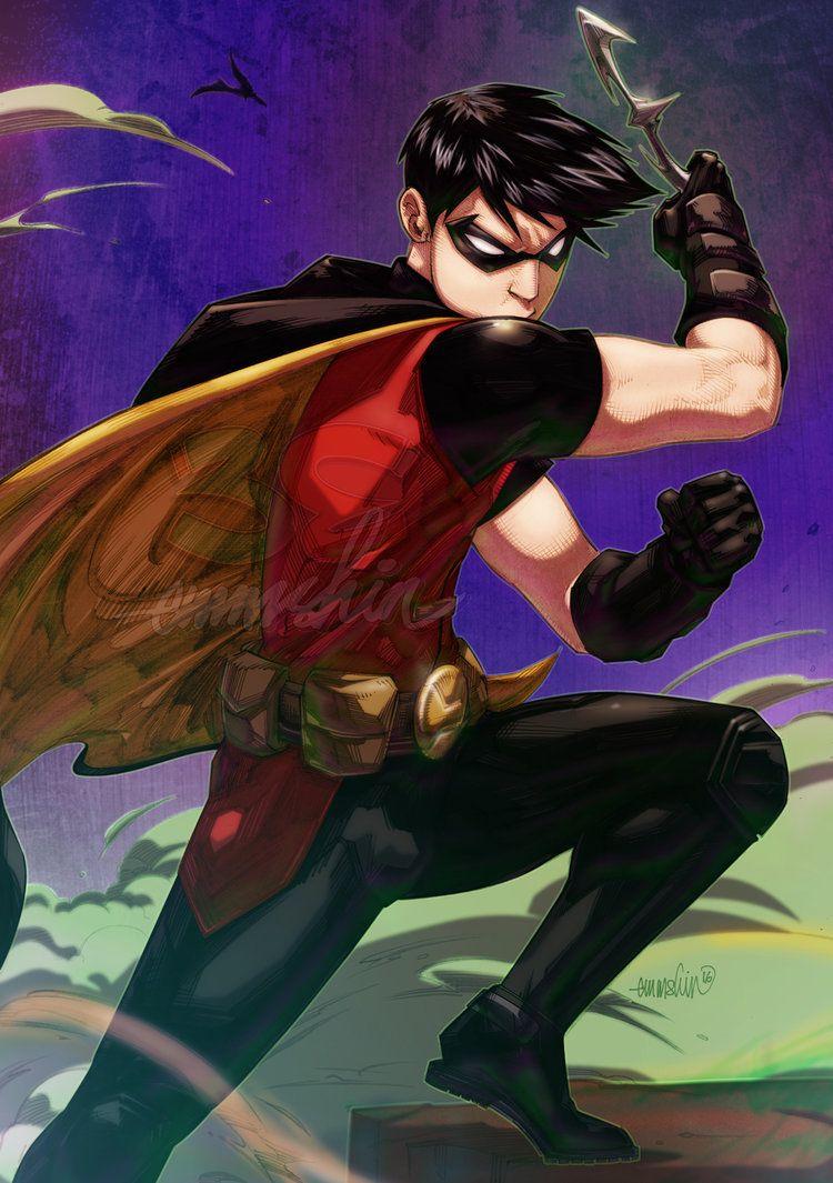 Robin by emmshin on DeviantArt