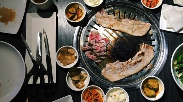 A Korean Barbecue Guide To Los Angeles In 2020 With Images Korean Barbecue Korean Bbq La California Food