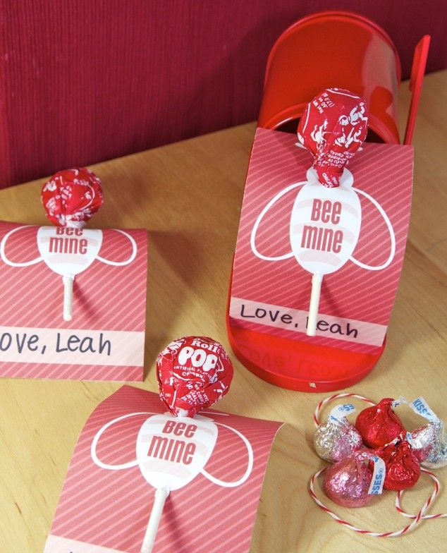 Freebie} DIY Valentine\'s Day Gifts | Gift, Holidays and DIY Valentine