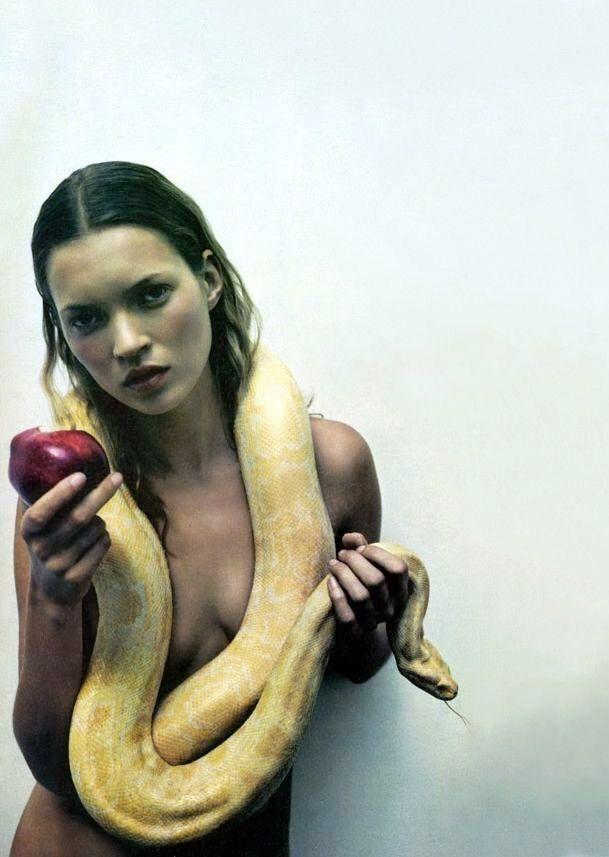 арсенале фотосессия в стиле евы и змея работы различных