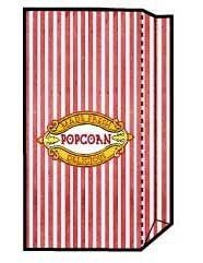 Make Your Own Popcorn Bag Movie Popcorn Popcorn Bags Ticket