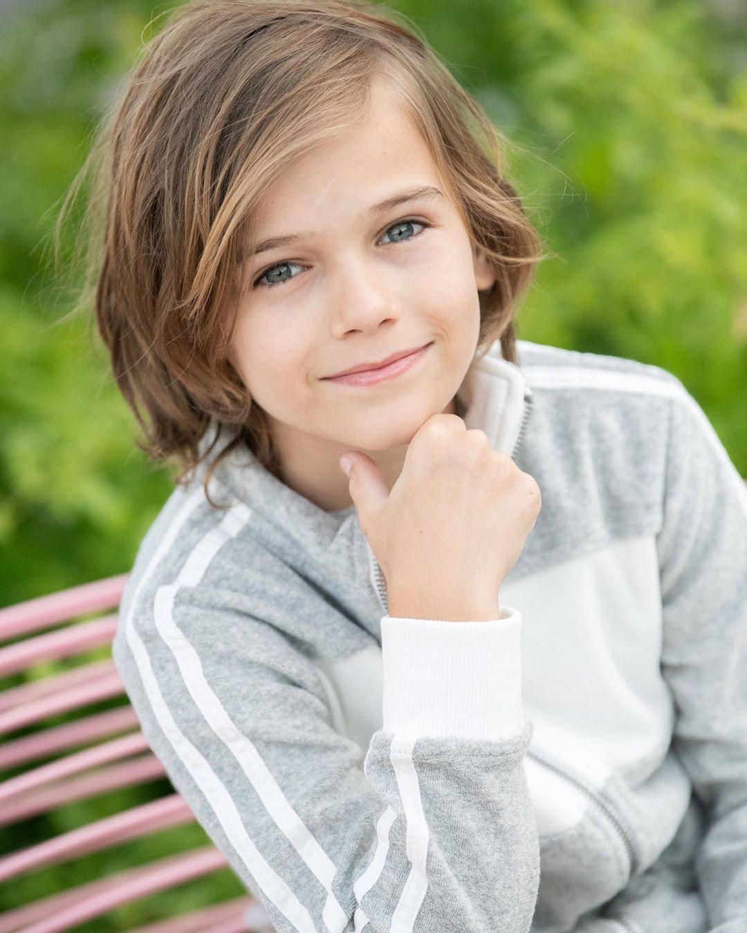 мальчик девушка модель 12 лет