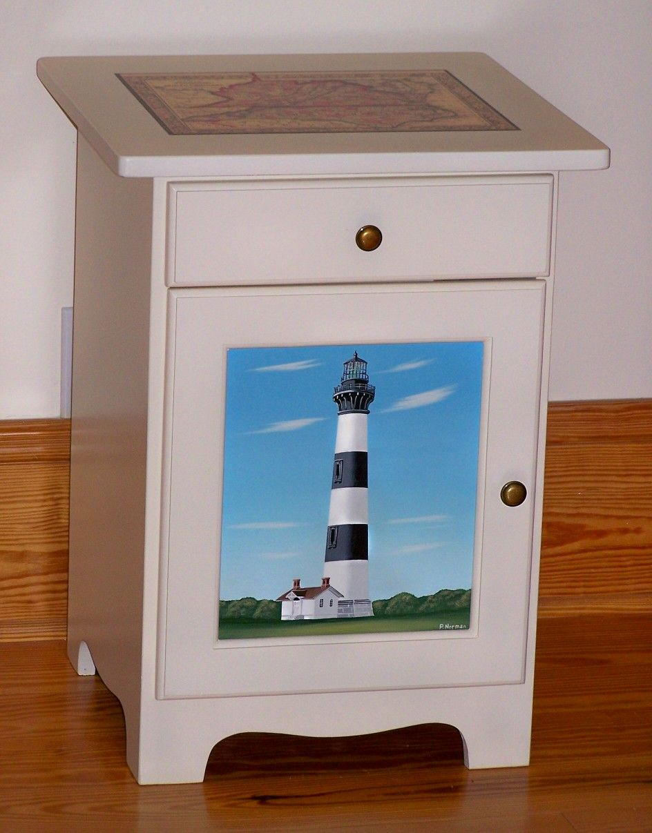 Nautical End Table   Google Search