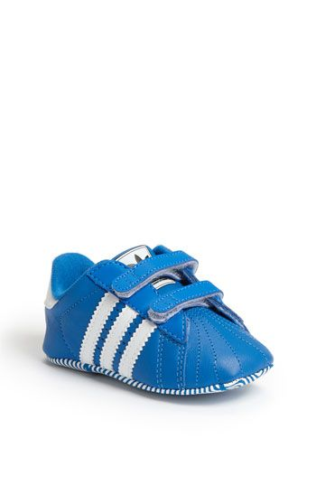 acfe320447b18 adidas  Superstar 2  Crib Shoe Zapatos De Bebé
