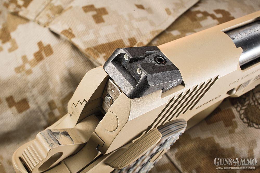 Semper Fi: Colt M45A1 CQBP Marine Pistol Review | Guns & Ammo