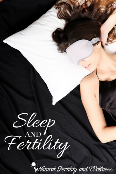 Sleep and fertility, why you should go to bed by 10PM (weekly challenge