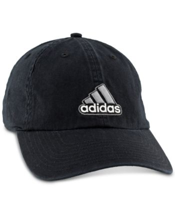 d1b62c93e5 adidas Men's Ultimate ClimaLite Cotton Dad Hat - Black | Products in ...