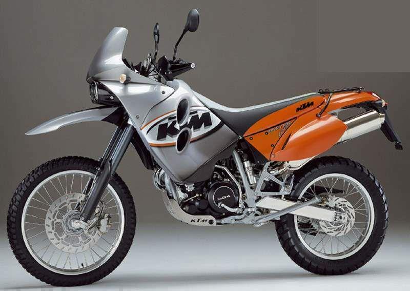 640 Lc4 Adventure R 2001 2002 Ktm Ktm 400 Adventure Bike