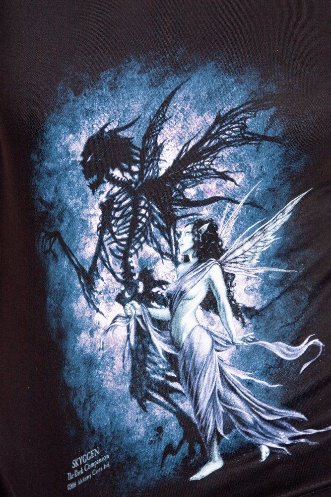 Gothic Fairies   Alchemy Gothic Fairy T-shirt Skyggen: The ...