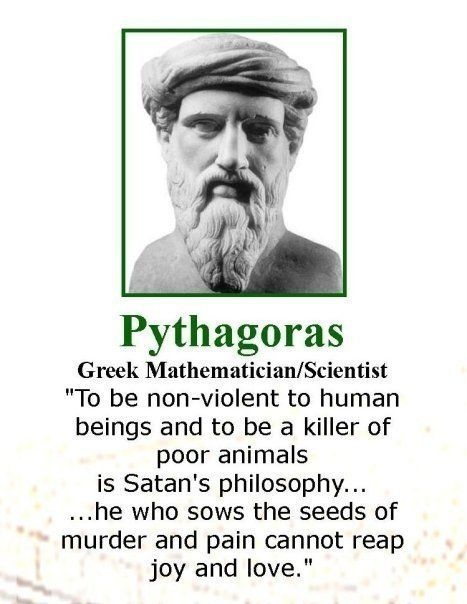 worth remembering: Pythagoras | Vegan quotes, Tesla quotes ...