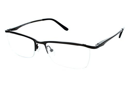 30e0e57c8c2 John Raymond Ace Mens Eyeglass Frames Gunmetal     Read more reviews of the  product by visiting the link on the image.Note It is affiliate link to  Amazon.