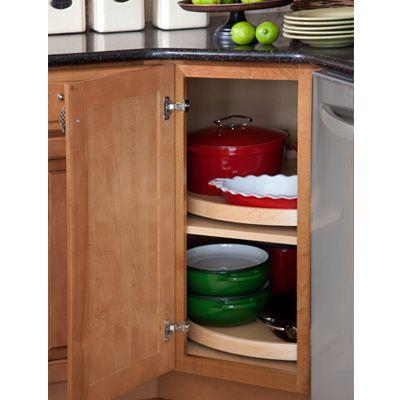Best Waypoint Corner Lazy Susan Kitchen Remodel Kitchen Tops 640 x 480