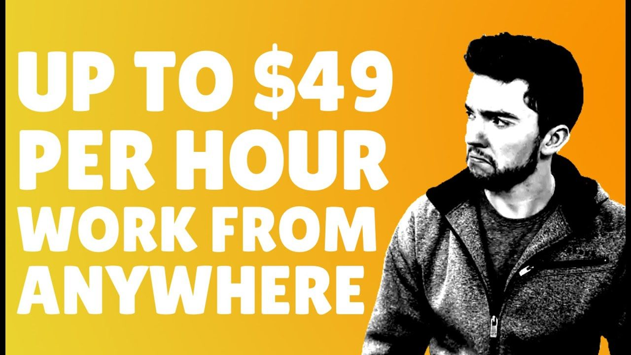25 workfromhome jobs with no experience or degree needed