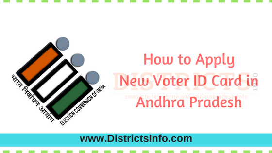 How To Apply New Voter Id Card In Andhra Pradesh Here Is List For
