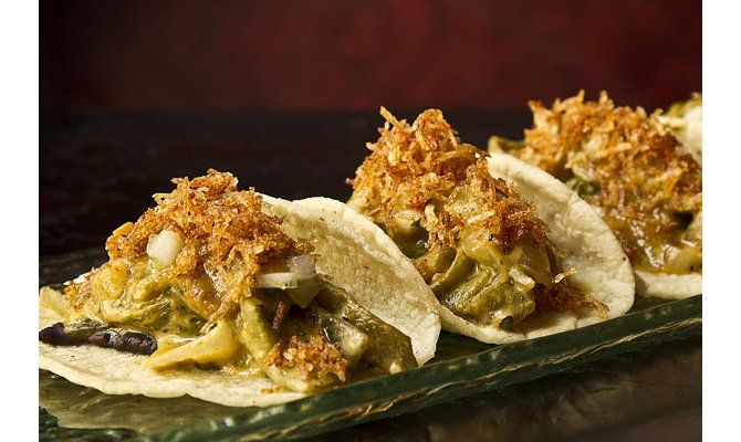 Rajas con Crema Recipe by - The Daily Meal