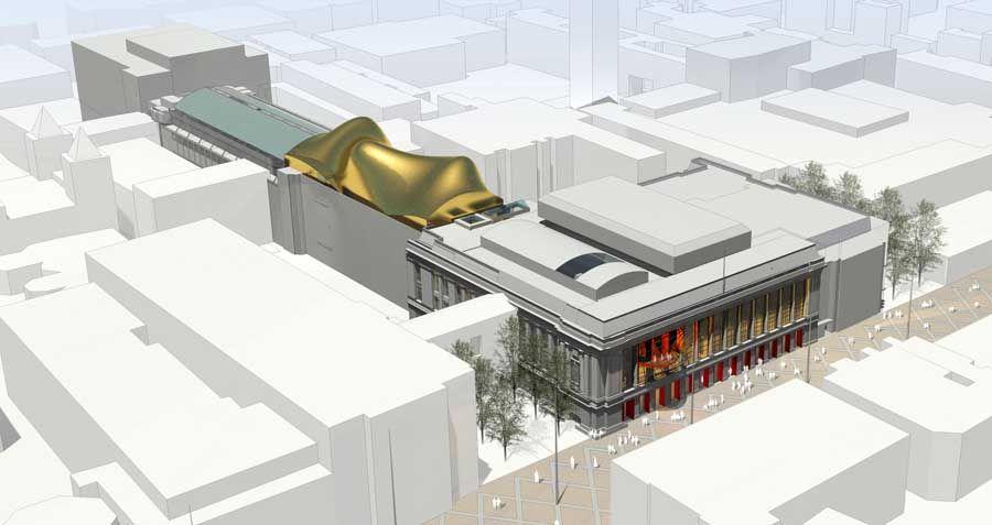 London Science Museum Building   E Architect