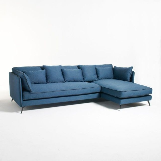 Canap d 39 angle fixe sofia la redoute interieurs take a seat small sitting rooms sofa bed - Canapes la redoute ...