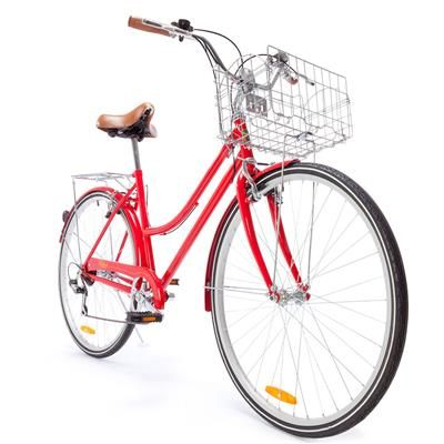 Kmart Image For 700c 70cm 28 Holland Vintage Cruiser Bike From