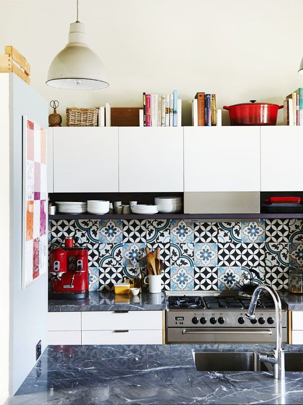Kitchen Tiles Melbourne 15 smart solutions for that awkward space above your cabinets