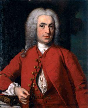 Carl Von Linne Linnaeus Wedding Portrait By J H Scheffel 1739 Carl Linnaeus Anders Celsius Famous Scientist