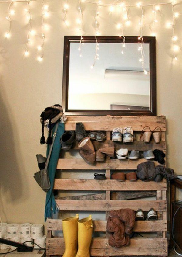 selbermachen einlage f r schuhe aufbewahren selbermachen 35 coole schuhaufbewahrung ideen. Black Bedroom Furniture Sets. Home Design Ideas