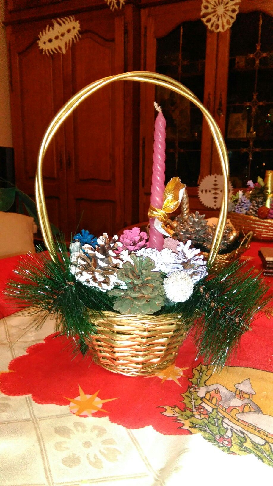 Exceptionnel Pinecone, Table Decorations, Pineapple, Table Centerpieces, Pine Cones,  Dinner Table Decorations, Pine Cone