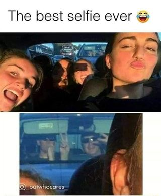 The best selfie ever - iFunny :)