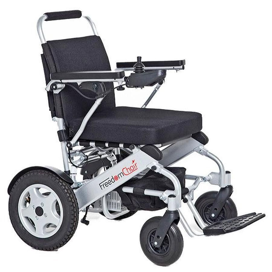Buy A06L Freedom Folding Electric Wheelchair Folding