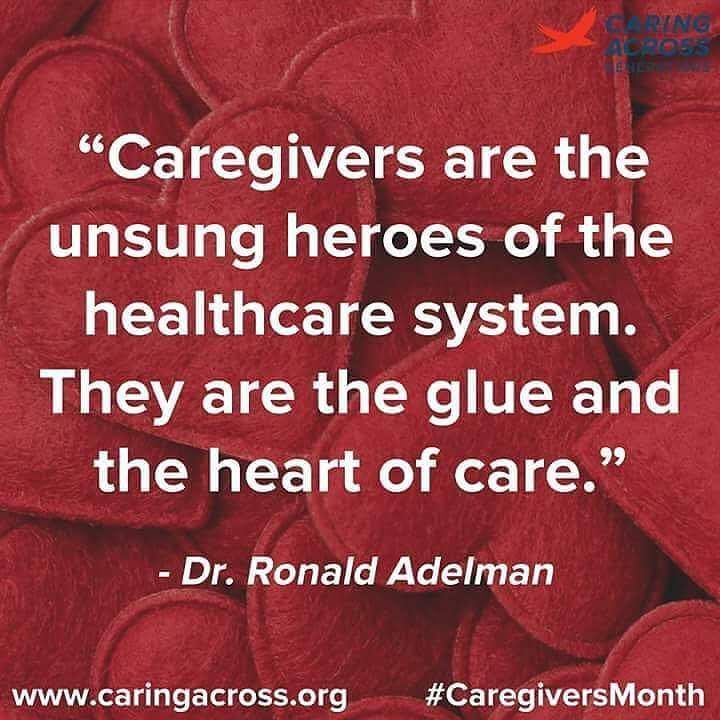 You Are Not Alone Caregiver Appreciation Healthcare Quotes Caregiver Quotes