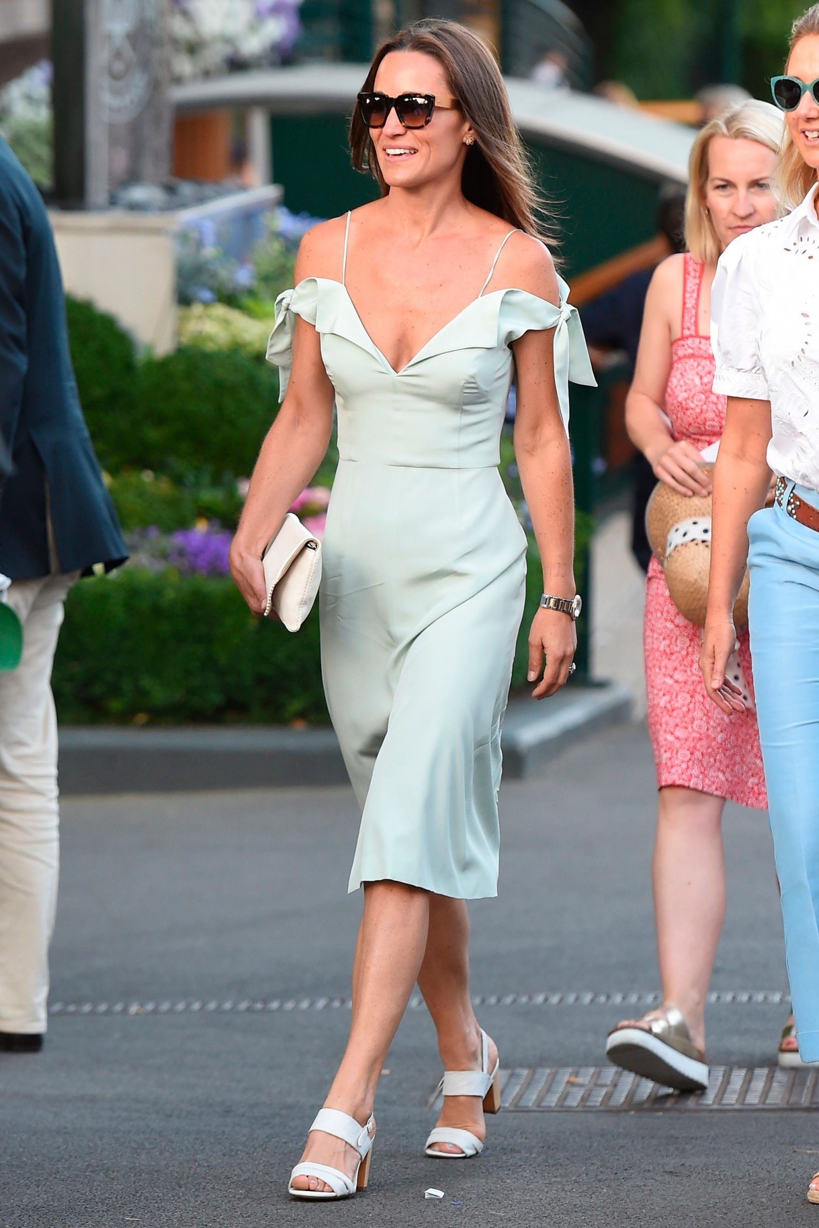 This Is What The Stars Wore At Wimbledon This Year Pippa