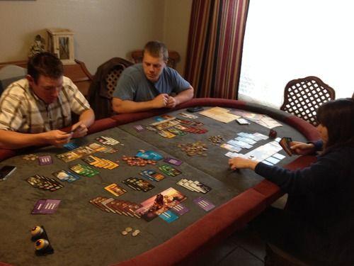 Round Edge Boardgame Table Diy Gaming Table Diy Board Games Diy