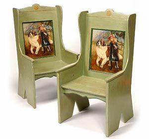 JZ Rose: Jane Keltner Custom Hand Painted Furniture Images