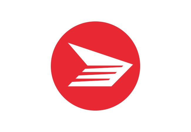 canadian logos, lovingly preserved | canada post, logos and