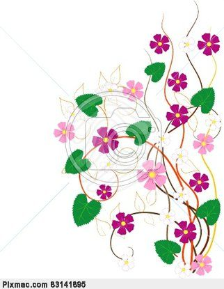 beautiful flower print - Google Search