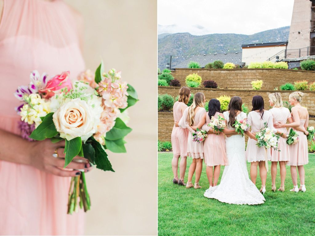 Blush wedding inspiration blush bridesmaid dresses bouquets blush blush wedding inspiration blush bridesmaid dresses bouquets blush wedding utah calie rose riverside country club provo ombrellifo Choice Image