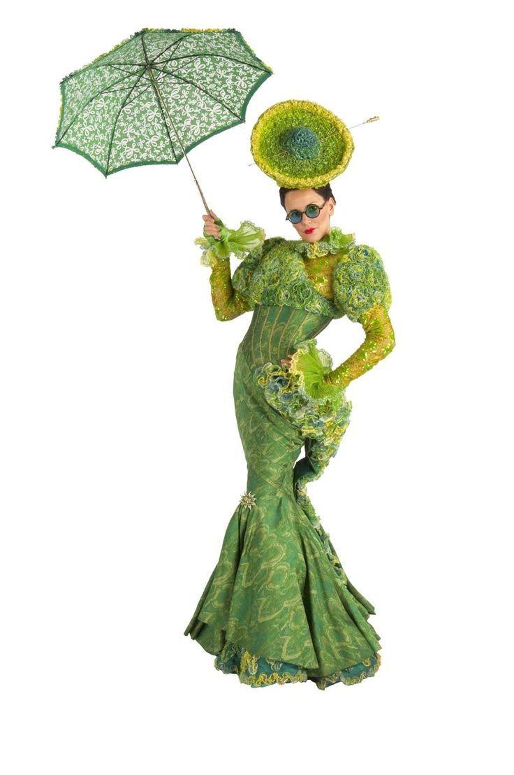 Resultado de imagen para wicked broadway costumes | drees ...