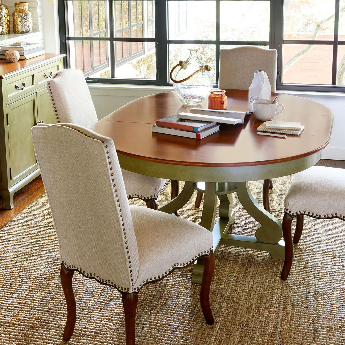 marchella dining table pier one. marchella extension sage dining table | pier 1 imports one i