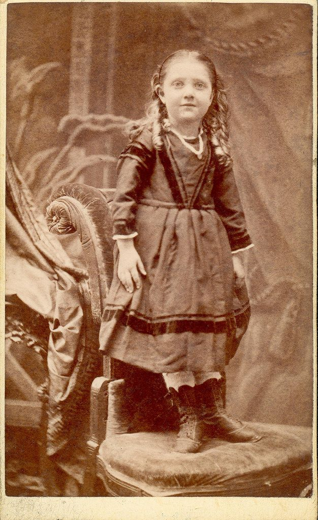 Young Girl by Cooper of London - CDV Active 1868 https://c1.staticflickr.com/5/4039/4700027746_030c0c91fe_b.jpg