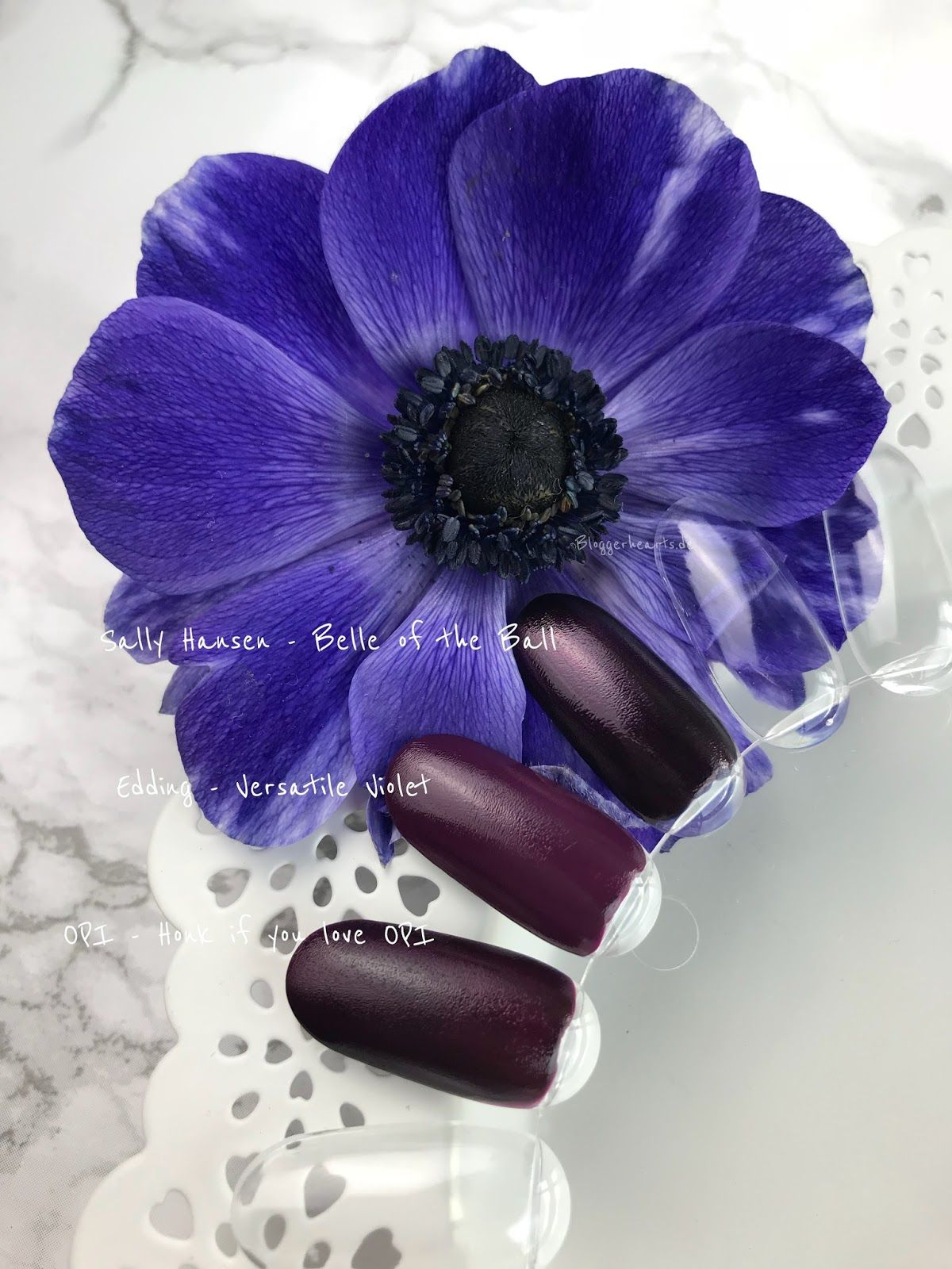 Pantone 2018 Ultra Violet Farbe des Jahrs / Colour of the