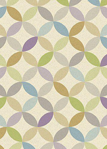 Teppich Wohnzimmer Carpet modernes Design FOCUS GEOMETRIE RUG 100
