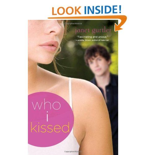 A book for older kid/teens about a girl who kisses a peanut allergic boy after eating a PB sandwich...and the repercussions of that. I'd like to read it for sure!!
