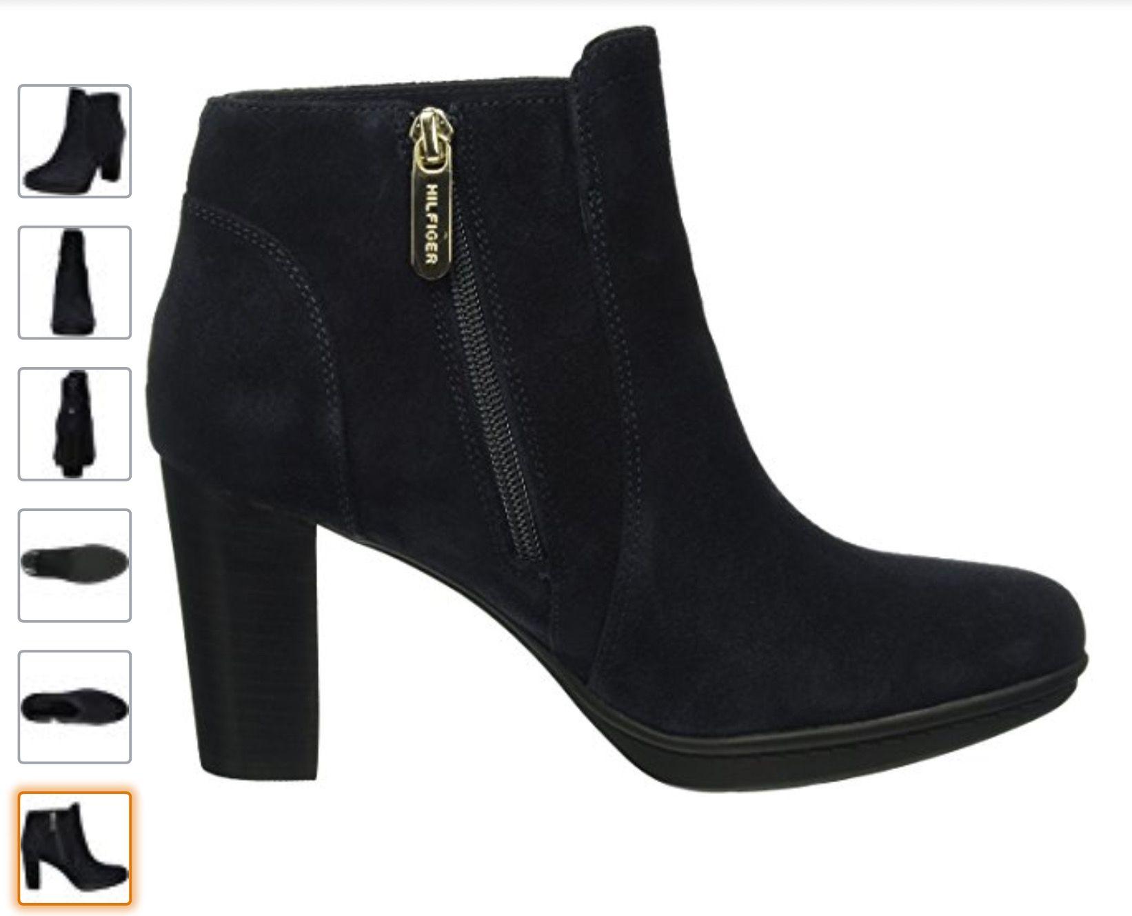 83e7780d77 Tommy Hilfiger Akima blau | Boots und mehr | Boots, Shoes und Tommy ...