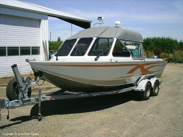 2007 River Wild Custom 22 Aluminum, $ 49,000 00 | Boats (Bow Riders