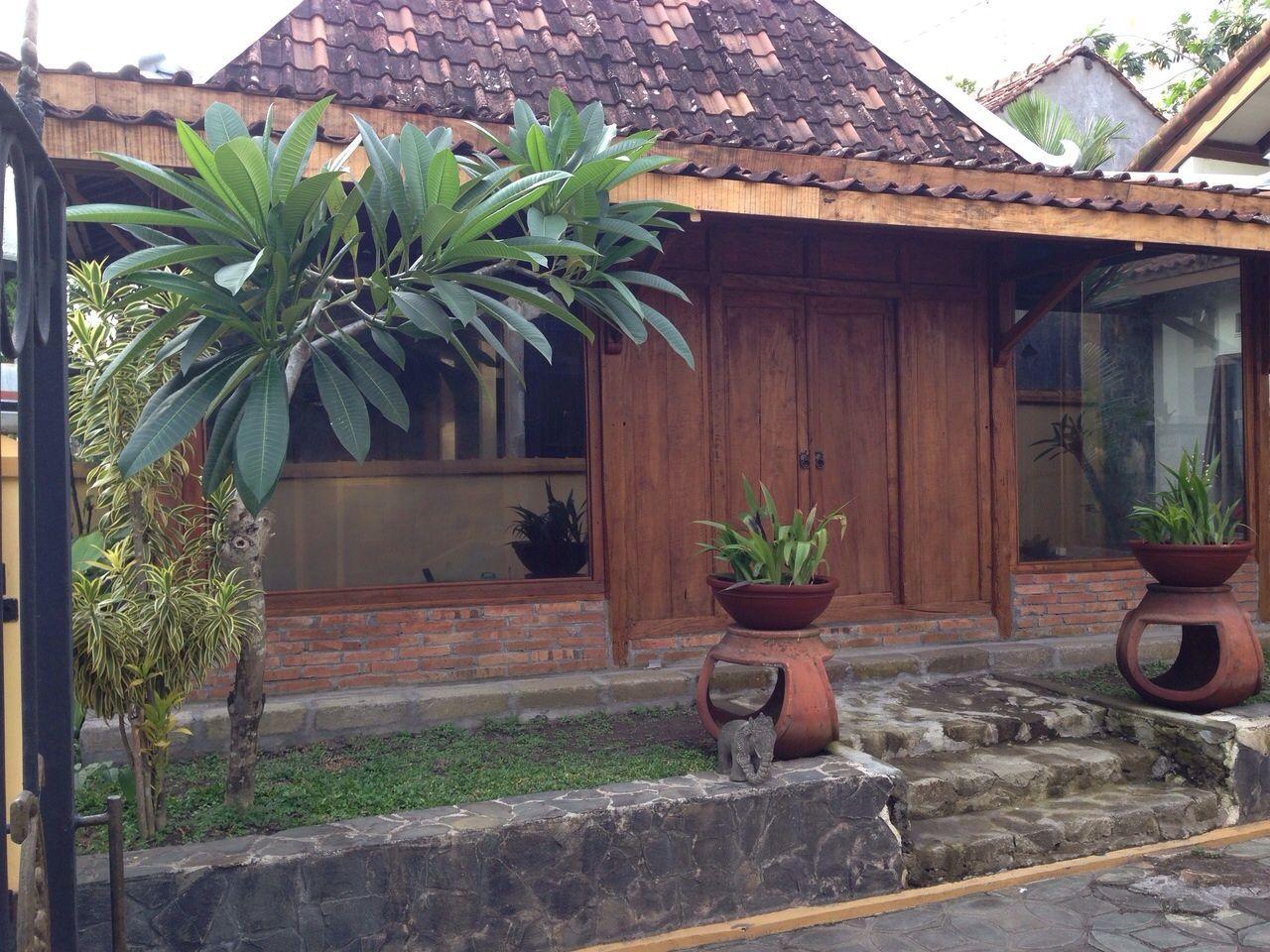 Rumah Jawa Jogja Rumah Joglo Dan Limasan Jawa Rumah Desain Rumah Desain