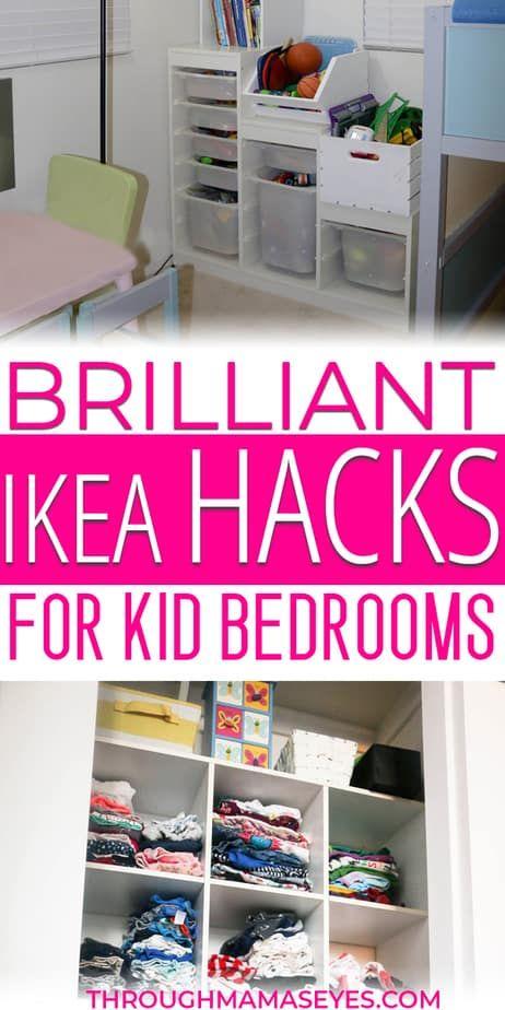 Best Ikea Toddler Bedroom Hack images